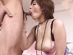 Ririsu Ayaka perfect hardcore in POV style