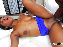 Pornstar idol gets her anal shagged with ample tool