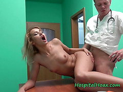 Blonde Hoe Cherry Kiss Gets Fucked And Jizzed On
