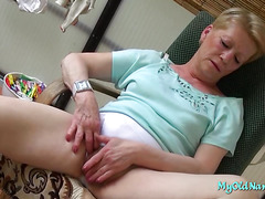 Compilation of Bbw Masturbation - MYOLDNANNY