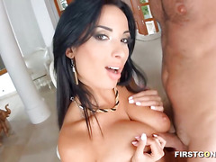 Striptease and Anal Fun - FIRSTGONZO
