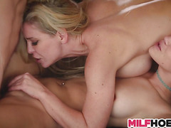 Teens Like To Learn From Such A MILF