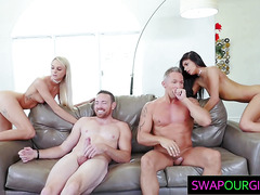 Eager Stepdads Fuck Their Sweety Stepdaughters