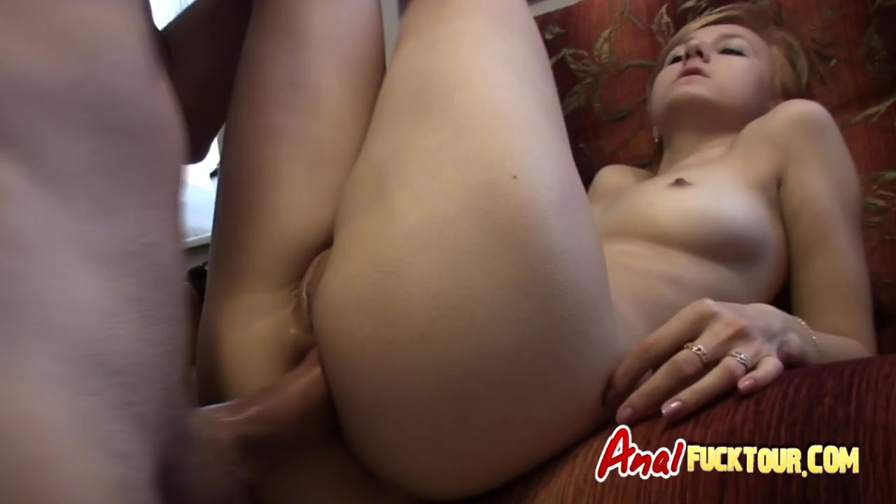 Teen Amateur Homemade Anal Sex Tape Pov-2010