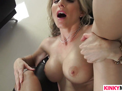 Stepmom Cory Chase Ensnaring Her Son