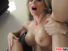 Son Slamms His Hot Stepma Cory Chase
