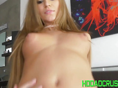 Teen sluts ride stepdad