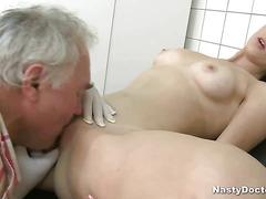 Sweet Slut Loves Older Men Inside