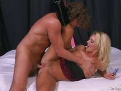 Anal Fucking Addicted Slut Barbara Summer Ass To Facial
