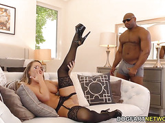 Cali Carter Interracial Sex