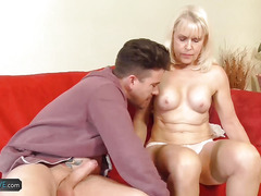 AgedLove Matures blowjob and hardcore sex compilation