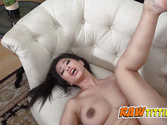 Jade Kush gives her man the proper dance before he fucks her deep