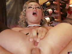 Picking Up And Destroying Hottie Dannia