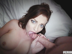 Stepmom made me fucked her like a real man
