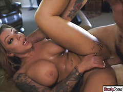 Karma RX gets a taste of her friends dick once again