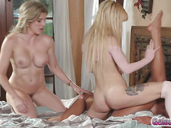 Abella and Kenzies wet fucking dreams come true