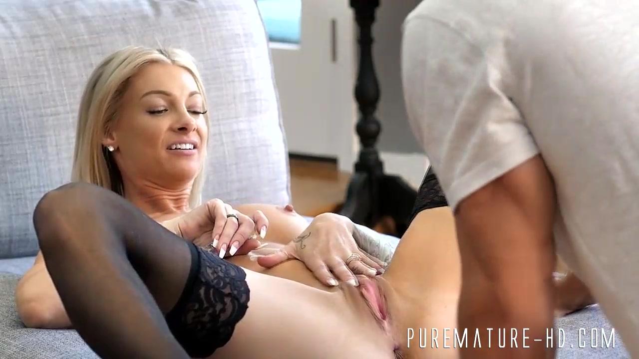 Hot Blonde Big Tits Anal