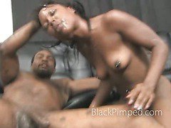 Incredibly shocking black on black sex that will leave you asking why