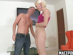 Pretty slut  wants cum in her face