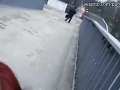 Redhead Czech girl Belinda asshole pounded for some money