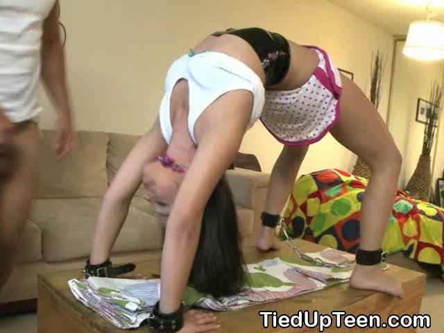 Bend over backwards porn