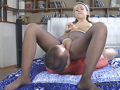 Denise Fucked And Pussy Licked