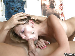 A member of the X-Penis called Bextia fucks with the hot young slut Billie Jo