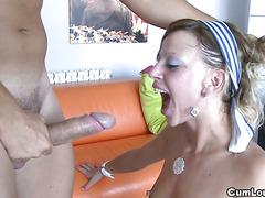 British billie jo takes cock in pierced pussy