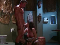 Cougar Hunter, The Scene 3