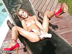 Fisting with Leyla Black