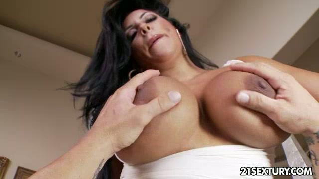 Amature boob sucker