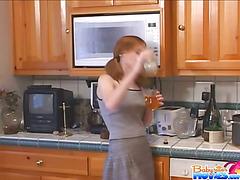 Babysitter Allison Wyte part 1