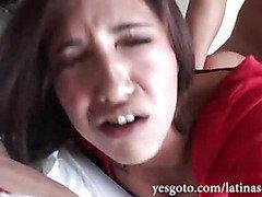 Amateur Stefanie Mafra records a video with revenge sex