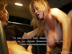 FFM With Busty Wife Kelly Madison and Kagney Linn Karter