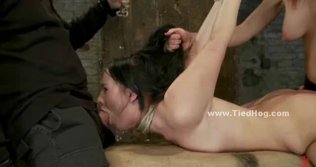 bondage forced bdsm suck movie video