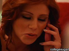 Brooklyn Lee Is A Horny College Girl Looking For A Job Sucking and Fucking a  Rich Sugar Daddy