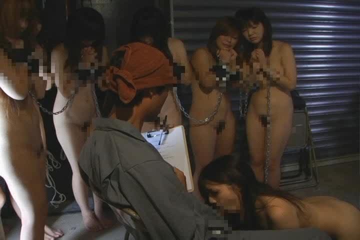 Huge Tits Japanese Gangbang