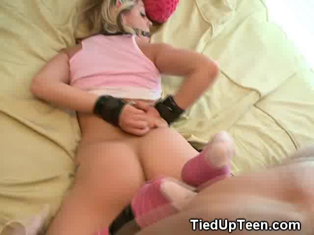 Girl Tied Up Gagged Fucked
