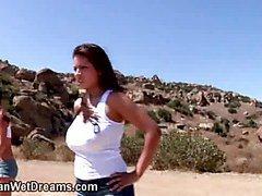 Boot Camp Lesbians Get Hot