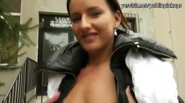Real model gets fucked