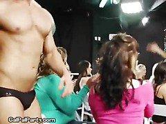 Bridesmaids Share Stripper Cock