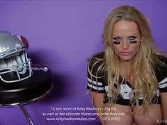 Kelly Madison Makes Football So Fucking Hot